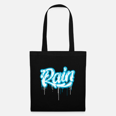 Severe Weather rain - Tote Bag