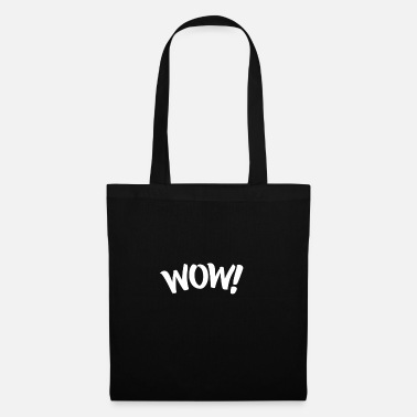Exclamation Mark Wow! - Tote Bag