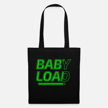 Baby On Board baby loading on board baby belly - Tote Bag