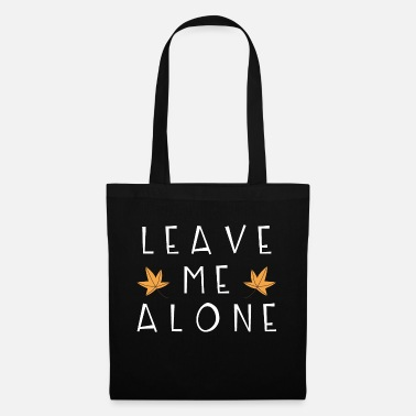 Oak Autumn design | Leave me alone. - Tote Bag