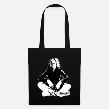 42 georg Friedrich Handel - Tote Bag