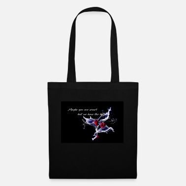 Cherry - Maybe you are smart - Tote Bag