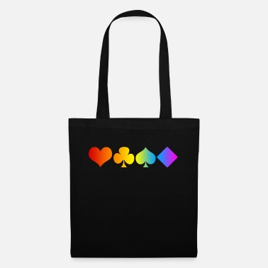 Cards Poker Card Pride - Tote Bag