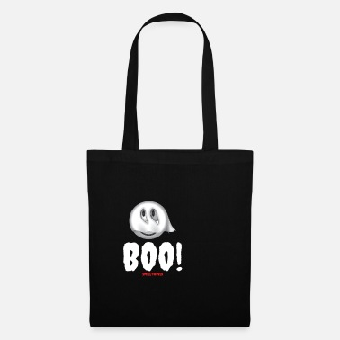 SmileyWorld Ghost Boo! - Borsa di stoffa