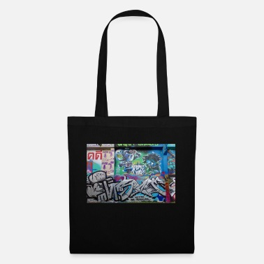 Street art, street art, graffiti - Tote Bag