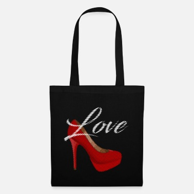 Queen Of Shopping Shopping is my love. Queen of Shopping - Tote Bag