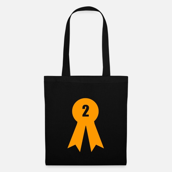 Gold Bags & Backpacks - Medal place 2 - Tote Bag black