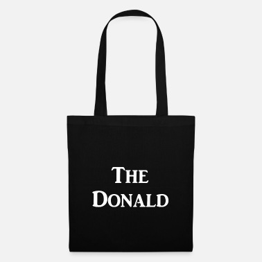 Donald The Donald - Tote Bag