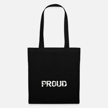 Proud Proud - Tote Bag