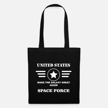 Navy United States Space Force - Stoffbeutel