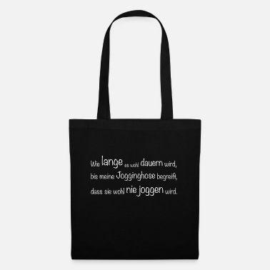 sweatpants - Tote Bag