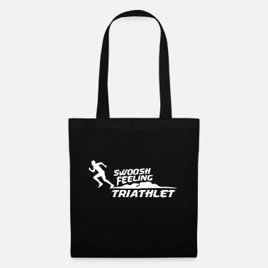 Triathlete Triathlon Sport Sporty Gift - Tote Bag