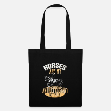 Horse Sayings Horse saying - Tote Bag