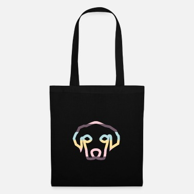 Dog Friend dog - Tote Bag