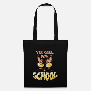 Elementary School Cat school teacher - Tote Bag