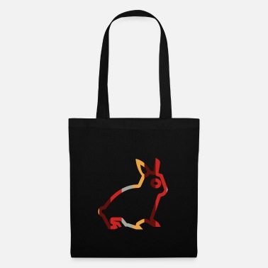 Animals Hare - Tote Bag