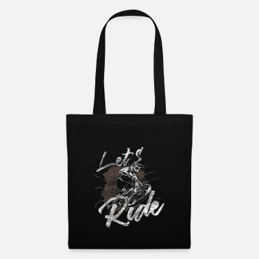 Downhill Bicycle sport - Tote Bag