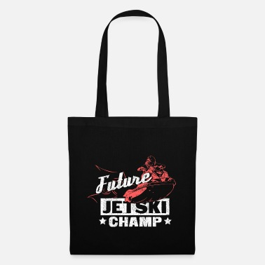 Scooter Jet ski sport gift idea - Tote Bag