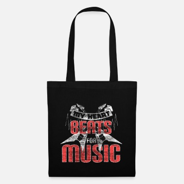 Turn On Music musician gift idea - Tote Bag