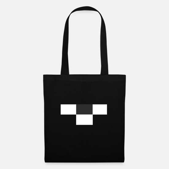 Jewelry Bags & Backpacks - Lost Piece - Tote Bag black