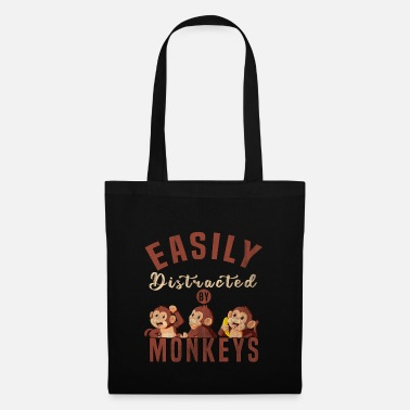 Art Monkeys - Tote Bag