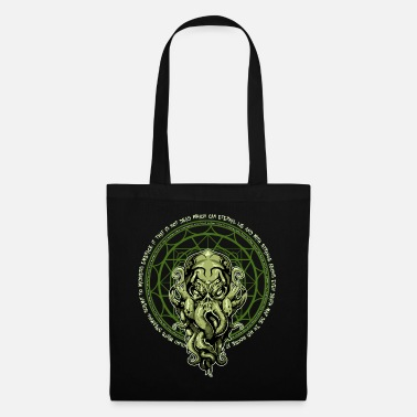 Hp Cthulhu HP Lovecraft - Tote Bag