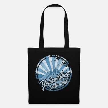 California Yellowstone Extra Wild - Tote Bag