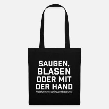 Blasen Sucking bubbles or by hand - Tote Bag