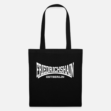 East Berlin Friedrichshain East Berlin - Tote Bag
