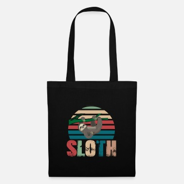 Claw Faultier - Tote Bag