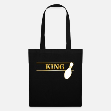 All Nine Bowling bowling winner gift move trophy - Tote Bag