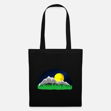 Mountains Mountains Mountains mountains - Tote Bag