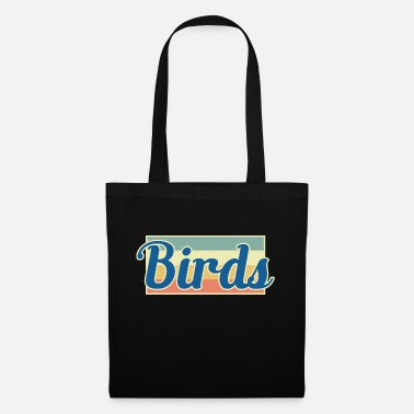 Birding bird birds - Tote Bag