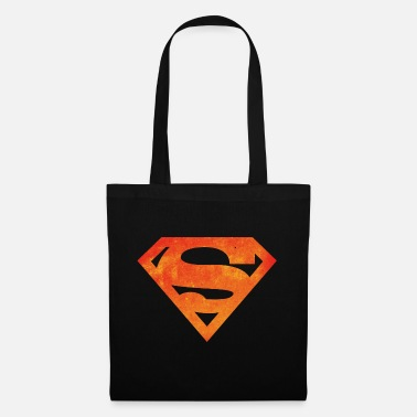 Superman Justice League Superman Logo - Tygväska