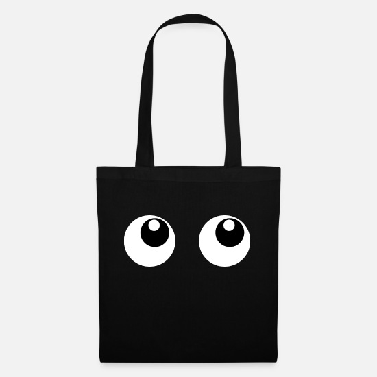 Eye Bags & Backpacks - Eye eyes Eye eye - Tote Bag black