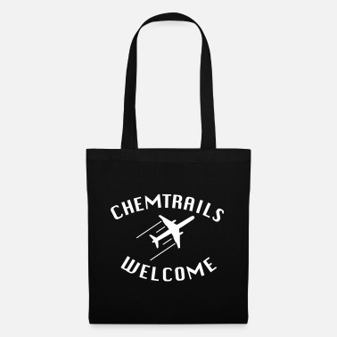 Refugee Chemtrails Welcome - Tote Bag