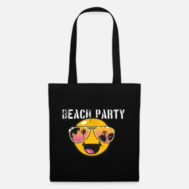 Beachparty SmileyWorld 'Beachparty' teenager t-shirt - Tote Bag