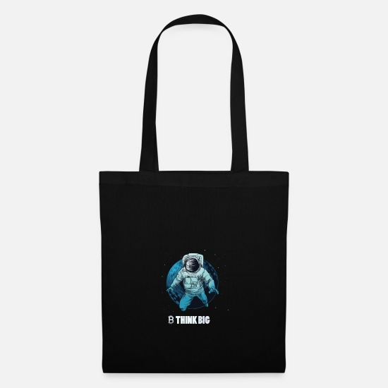 Think Bags & Backpacks - Bitcoin Think Big - Tote Bag black