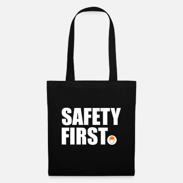 Helmet Safety First Safety First Protective Helmet Protect - Tote Bag