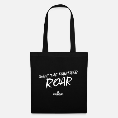 World of Tanks Make The Panther Roar - Tote Bag