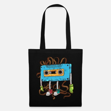 Erwins Selection Cassette 80s childhood - Tote Bag