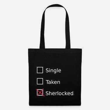 Sherlock Torba z tkaniny | Spreadshirt