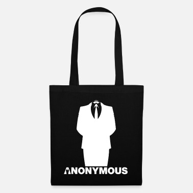 We Do Not Forgive Anonymous - We are legion - Expect us - Tote Bag