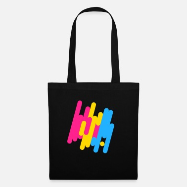 Abstract Panic Design! - Tote Bag
