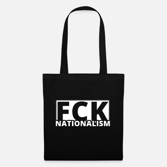 Usa Bags & Backpacks - Nationalism - Tote Bag black