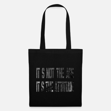 Age It is not the age - Tote Bag