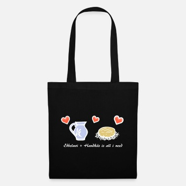 Handkaes Ebbelwoi Handkaes is all i need gift - Tote Bag