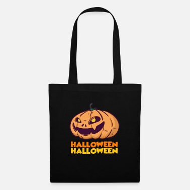 Halloween Witch Halloween horror witches broom costume - Tote Bag