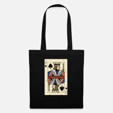 Cards Jack Card Poker Card - Tote Bag