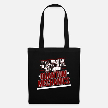Physics physics - Tote Bag